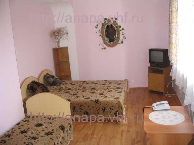 Анапа частная гостиница Частный сектор в Анапе