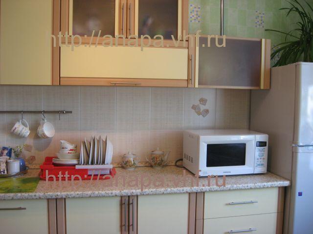 Анапа отдых на море 2011 квартира в Анапе