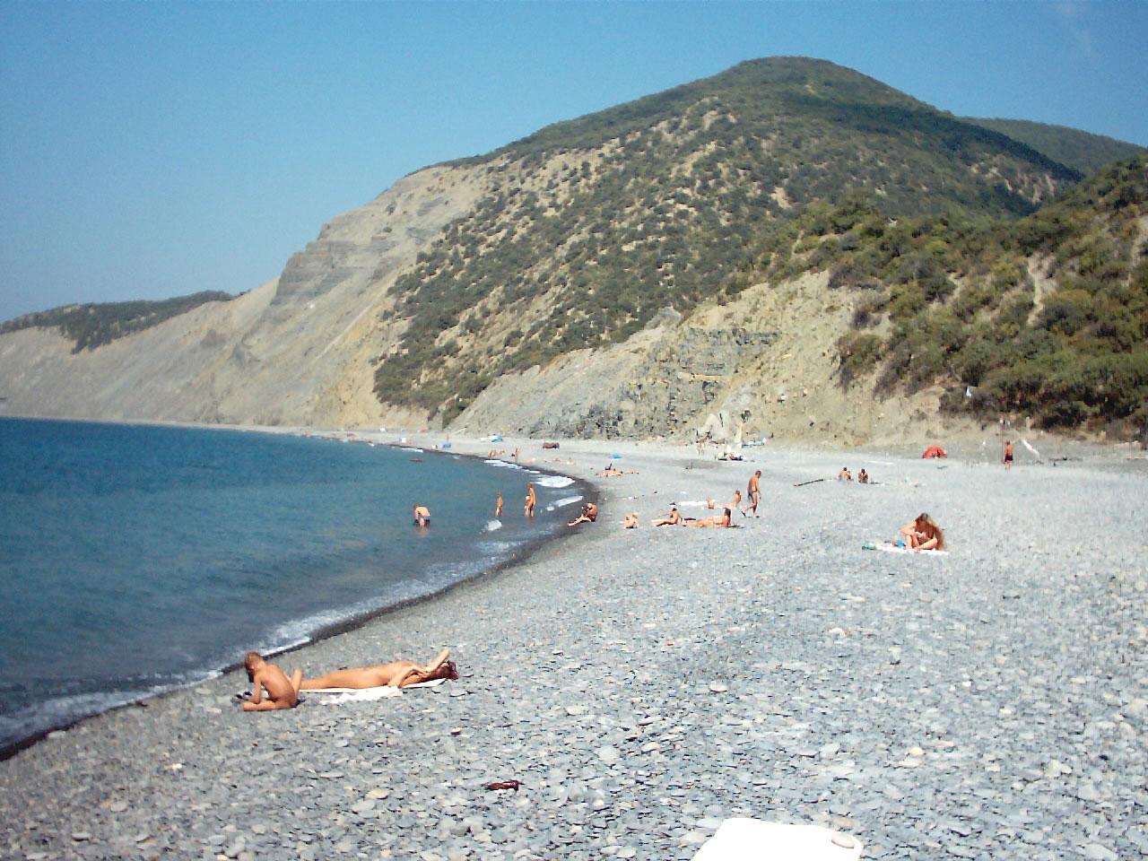 Фото нудистского пляжа и его тайны